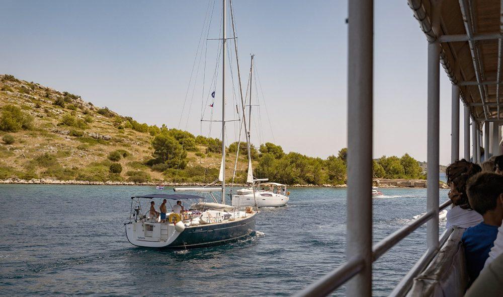 SEILTUR: Kroatia er blant Europas mest populære reisemål for seilere.