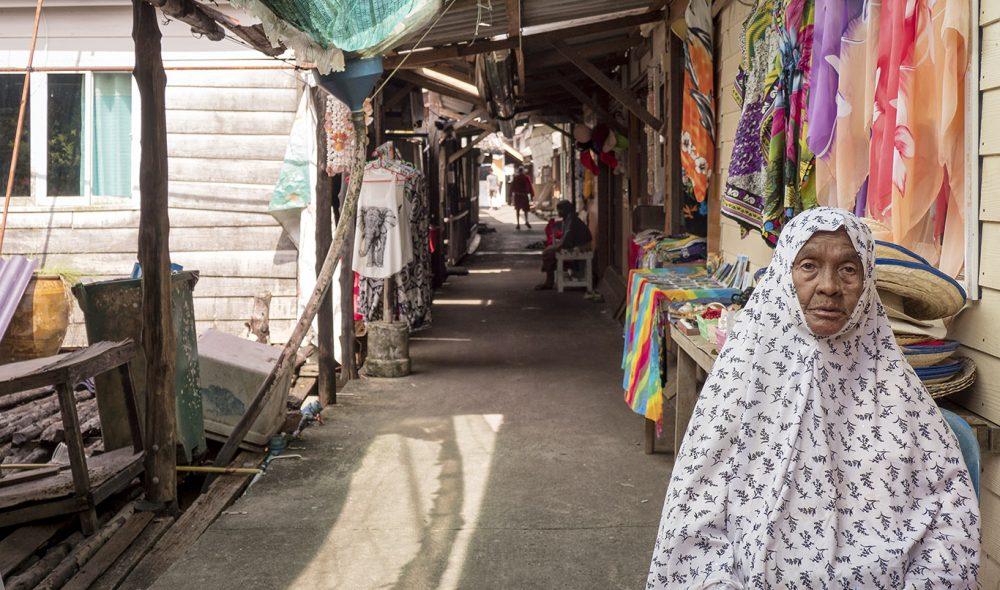VELVILLIGE: : Innbyggerne i Koh Panyi er hyggelige og imøtekommende, og setter stor pris på besøkende.