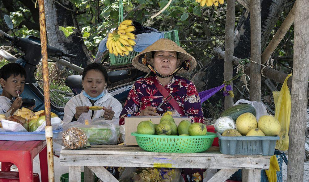 FERSKVARER: I Asia skal maten være fersk.