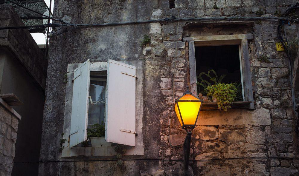 STEMMING: De gamle husene på øyene har aner tilbake til middelalderen.