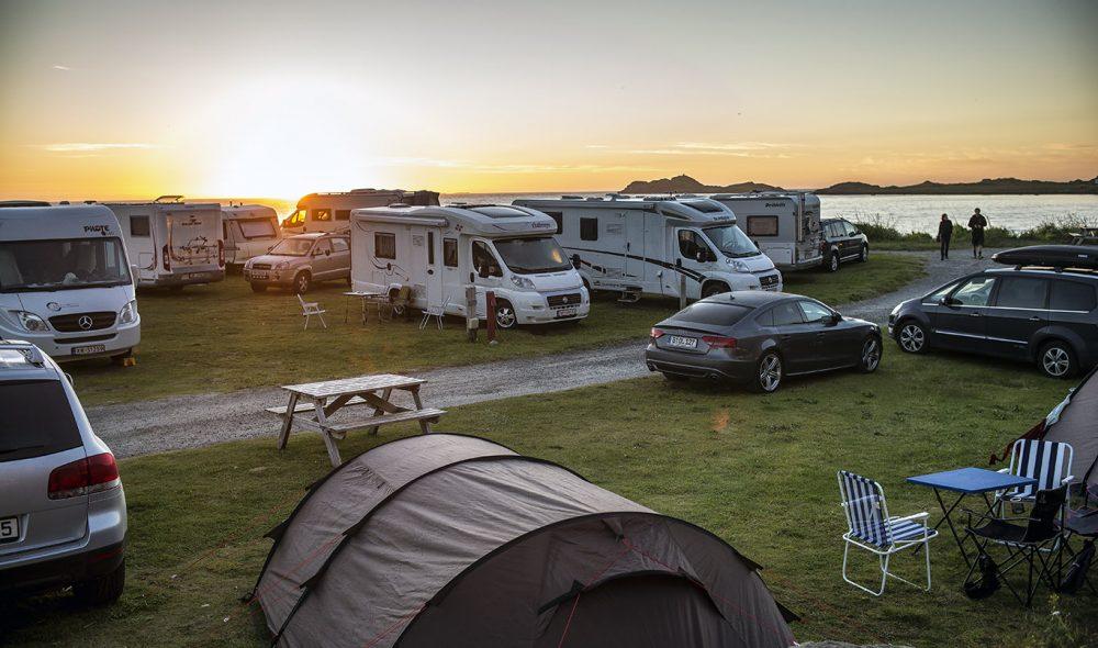 SUKSESS: Norge fremsto som et attraktivt ferieland for svært mange som ferierte her. (Foto: Bjørn Moholdt)