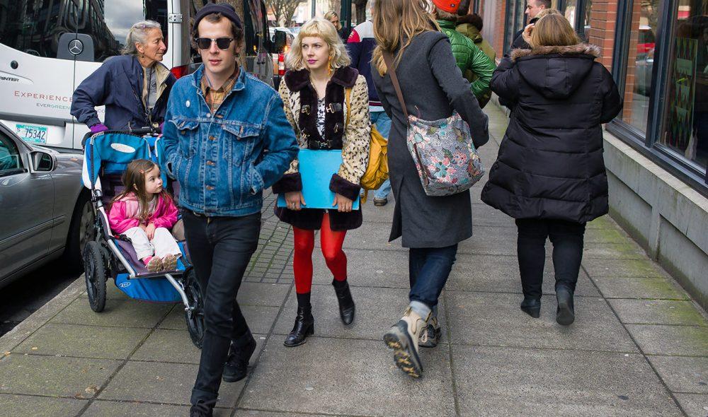 "FOLKELIV: portland omtales som ""hipster-hovedstaden"" på vestkysten."