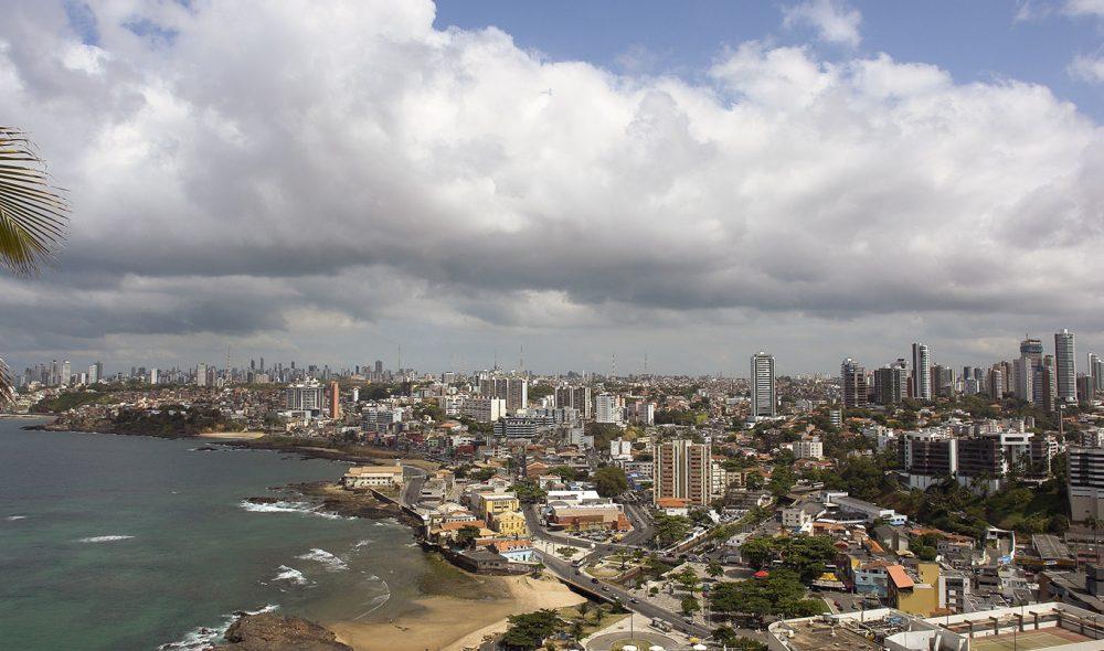 MILLIONBY: Salvador var en gang hovedstad i det mangslungne landet.
