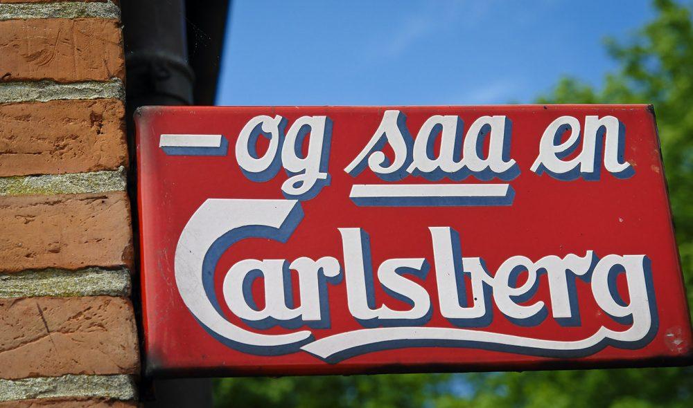 PUB: Danske kroer minner om de britiske pubene, men har samtidig det koselige lille ekstra.