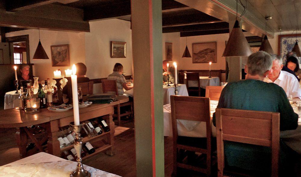 SØNDERHO: Et av Danmarks eldste spisesteder som fortsatt er i full operasjon.