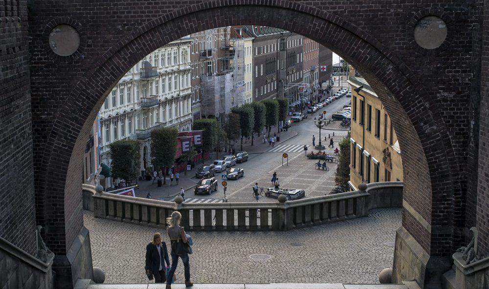 HELSINGBORG: En trivelig by med mye fin arkitektur,